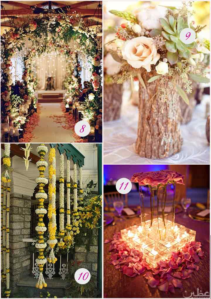 Best 10 Super S*Xy Flower Decorations For Wedding Reception This Month