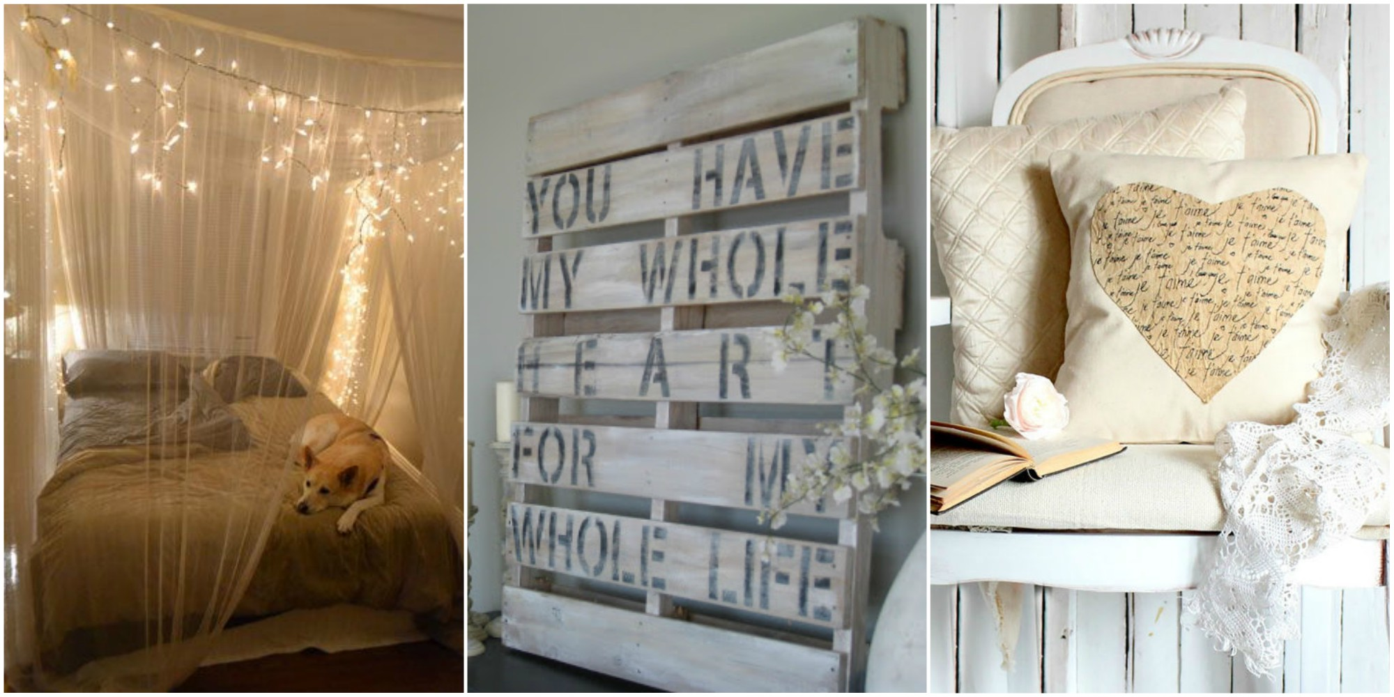 Best 21 Diy Romantic Bedroom Decorating Ideas Country Living This Month