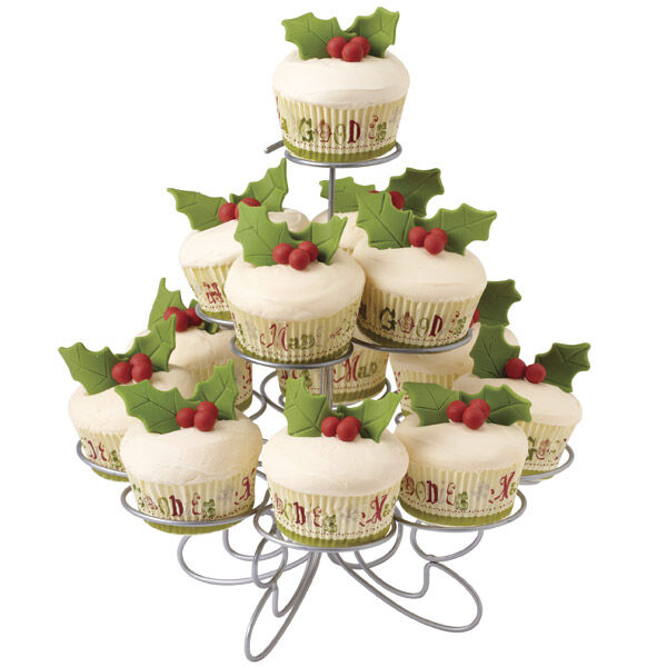 Best Christmas Cupcakes Decked With Holly Wilton This Month
