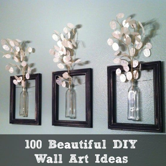 Best 100 Beautiful Diy Wall Art Ideas Diy Cozy Home This Month