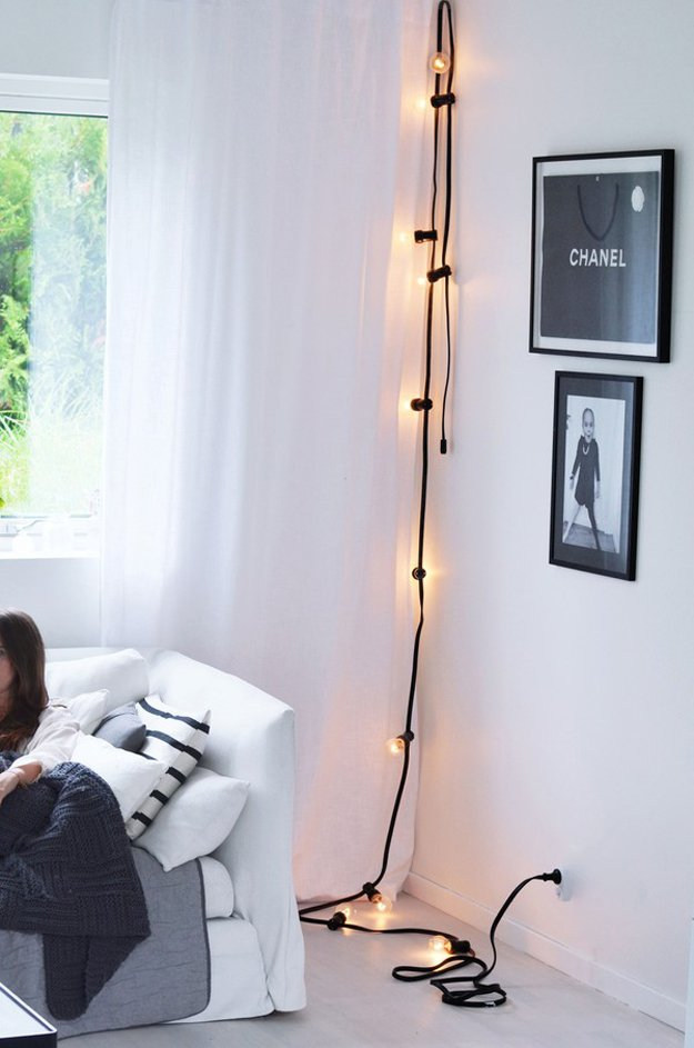Best Diy Room Decor With String Lights Diy Ready This Month