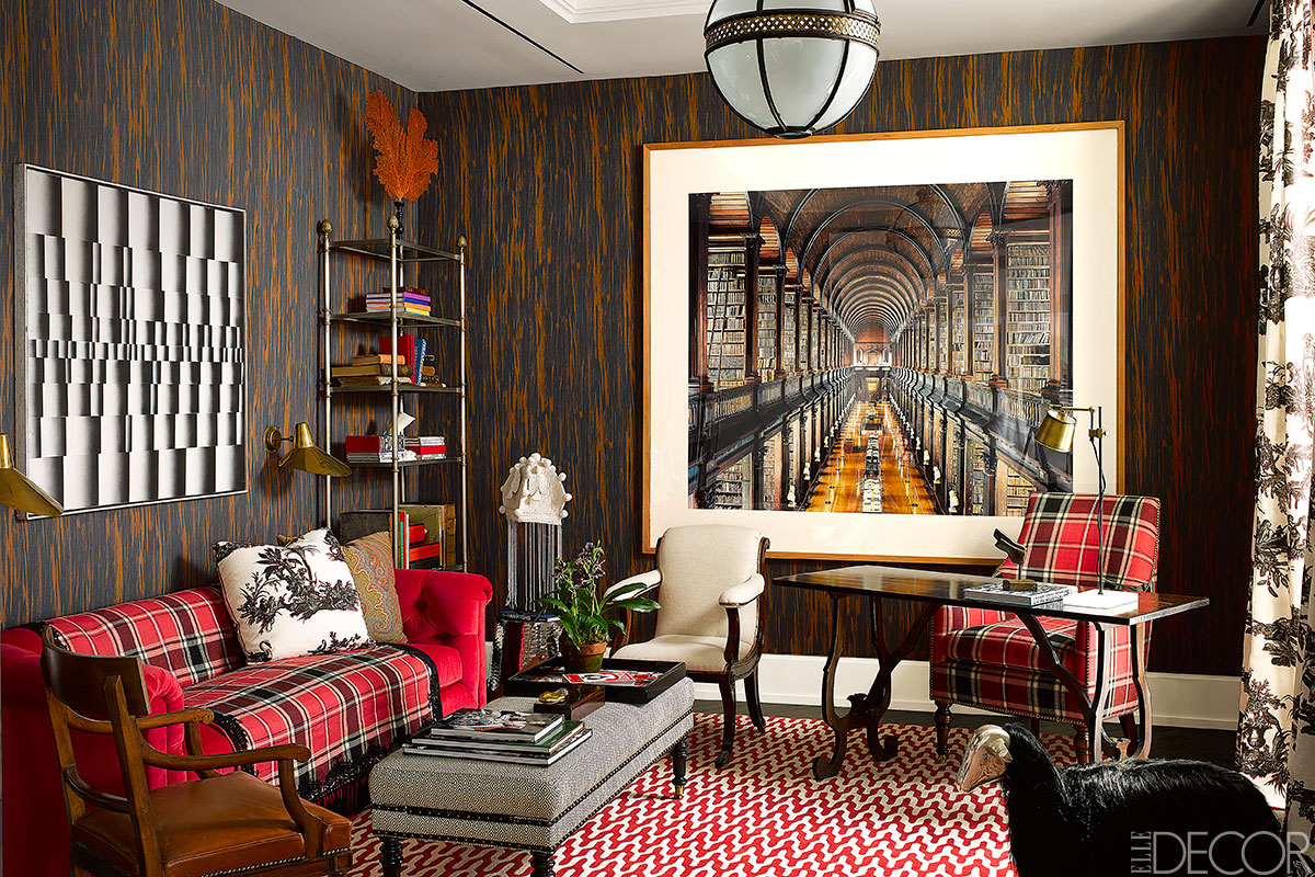 Best Elle Decor S Designer Visions Showhouse Design By This Month