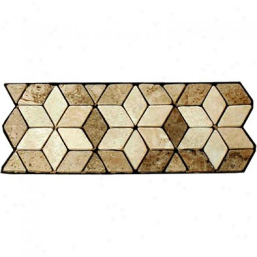 Best Caribe Stone Decorative Borders Travertine Star Noce This Month