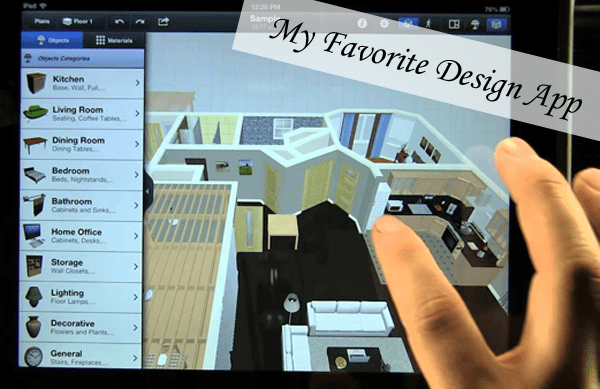 Best Save Time My New Fav 3D App Interior Design For The Ipad This Month
