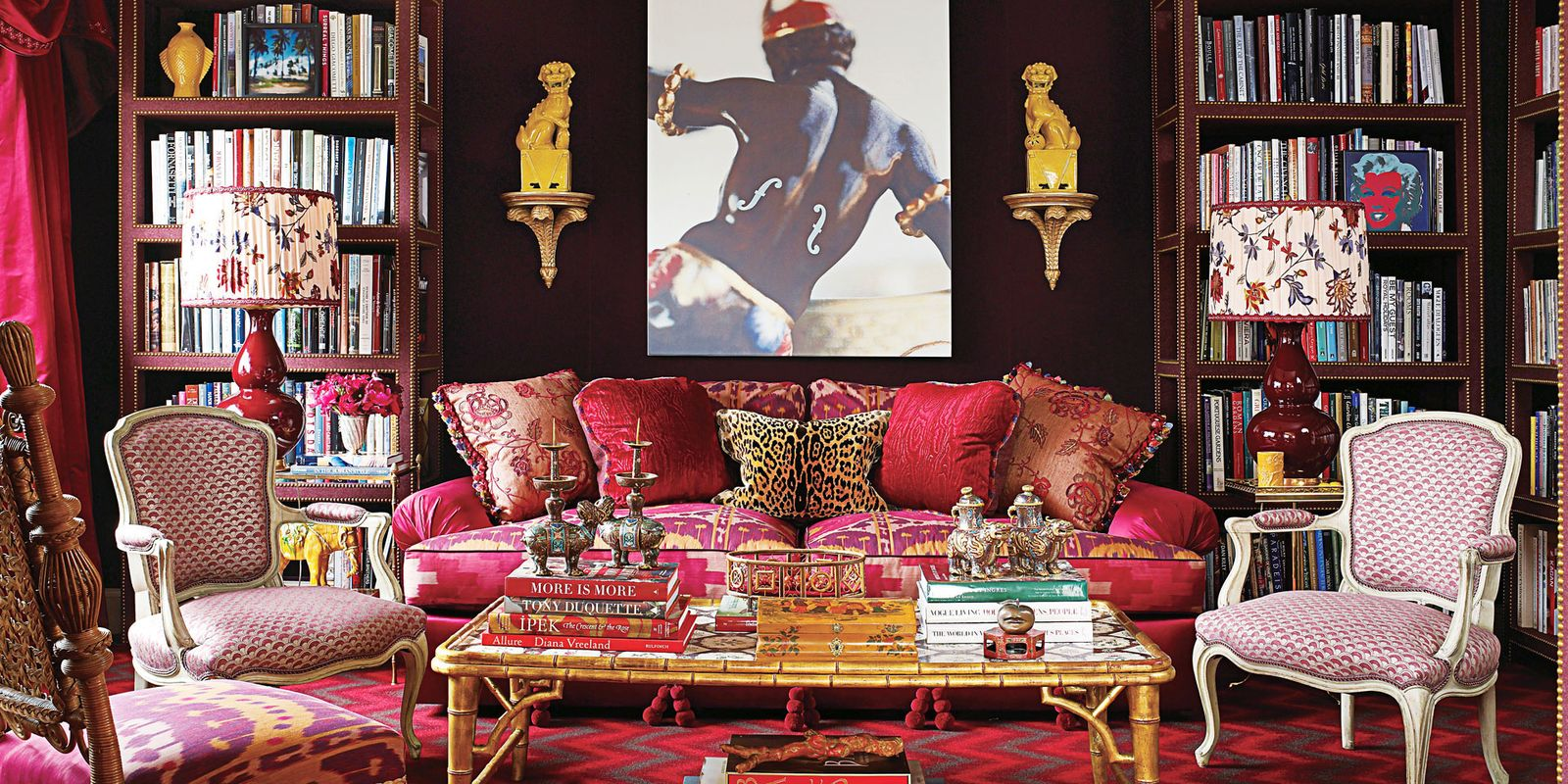 Best Maximalist Decor Style Maximalist Rooms This Month