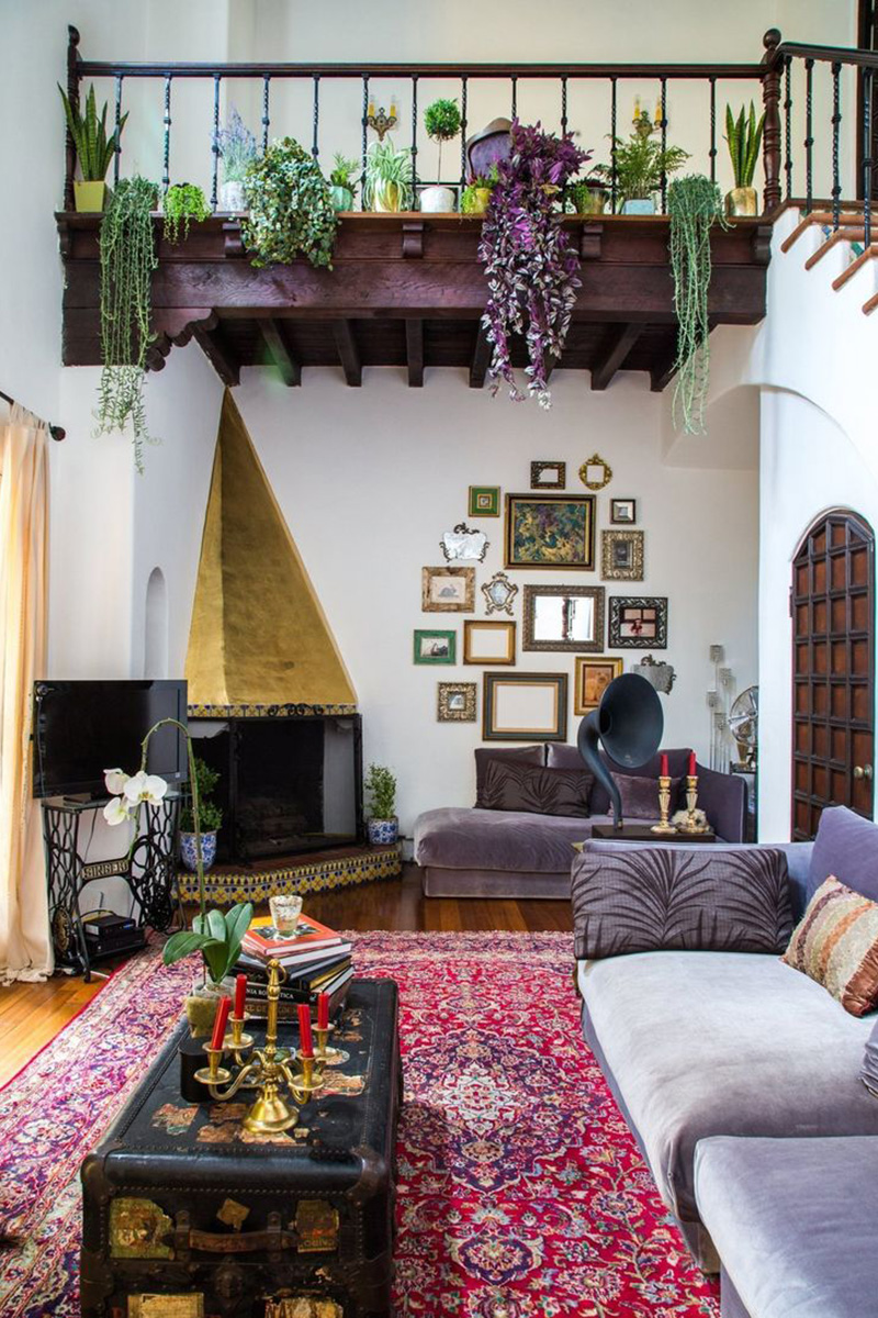 Best Bohemian Interior Design Trend And Ideas Boho Chic Home This Month