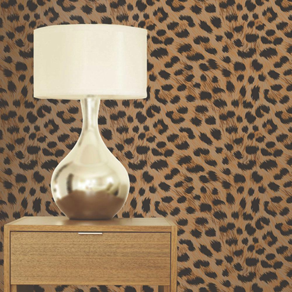 Best Luxury Leopard Print Wallpaper 10M Room Decor All Colours This Month