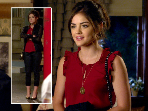 Best Outfit Aria From Pretty Little Liars Style This Month