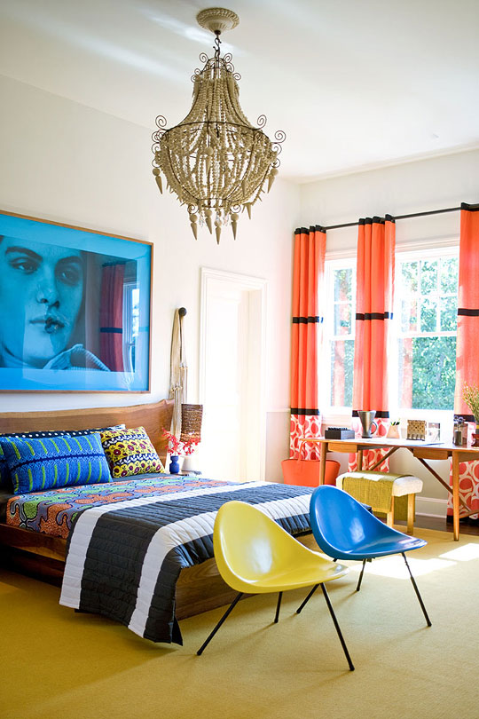 Best Beautifully Decorated Bedrooms From Showhouses All Over This Month