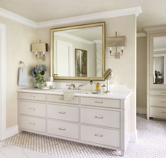 Best Decorating Bath Vanities Traditional Home This Month