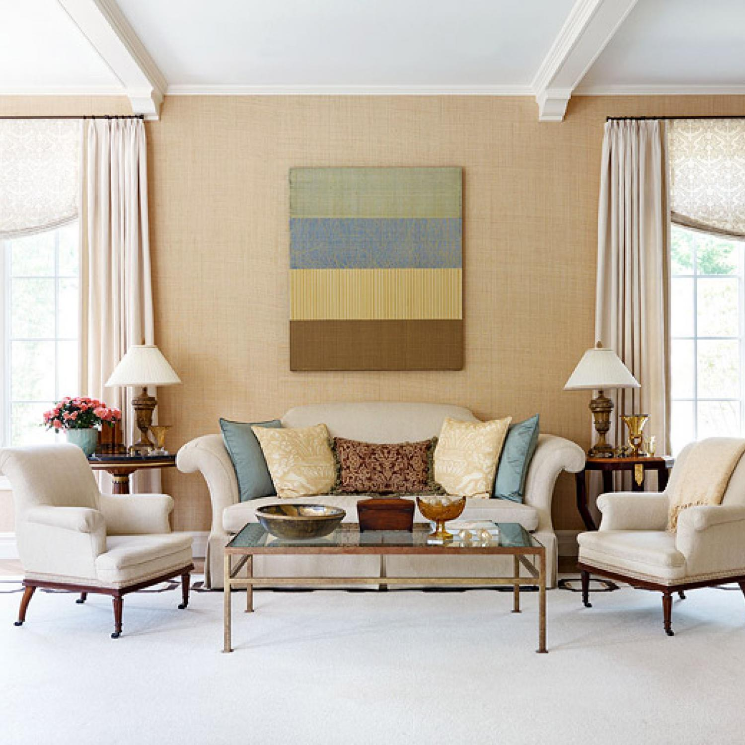 Best Decorating Ideas Elegant Living Rooms Traditional Home This Month