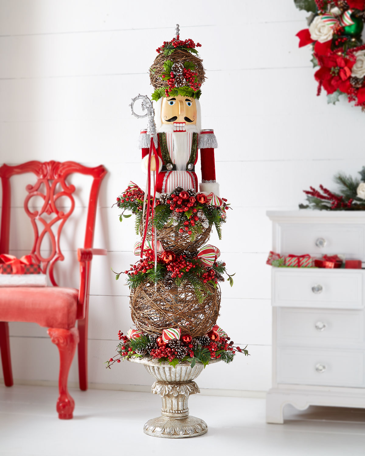 Best Luxury Christmas Holiday Decorations At Horchow This Month