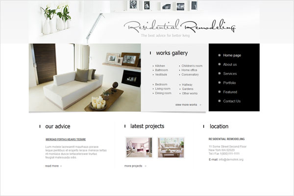 Best 33 Clean Minimalist And Simple Interior Design Websites This Month