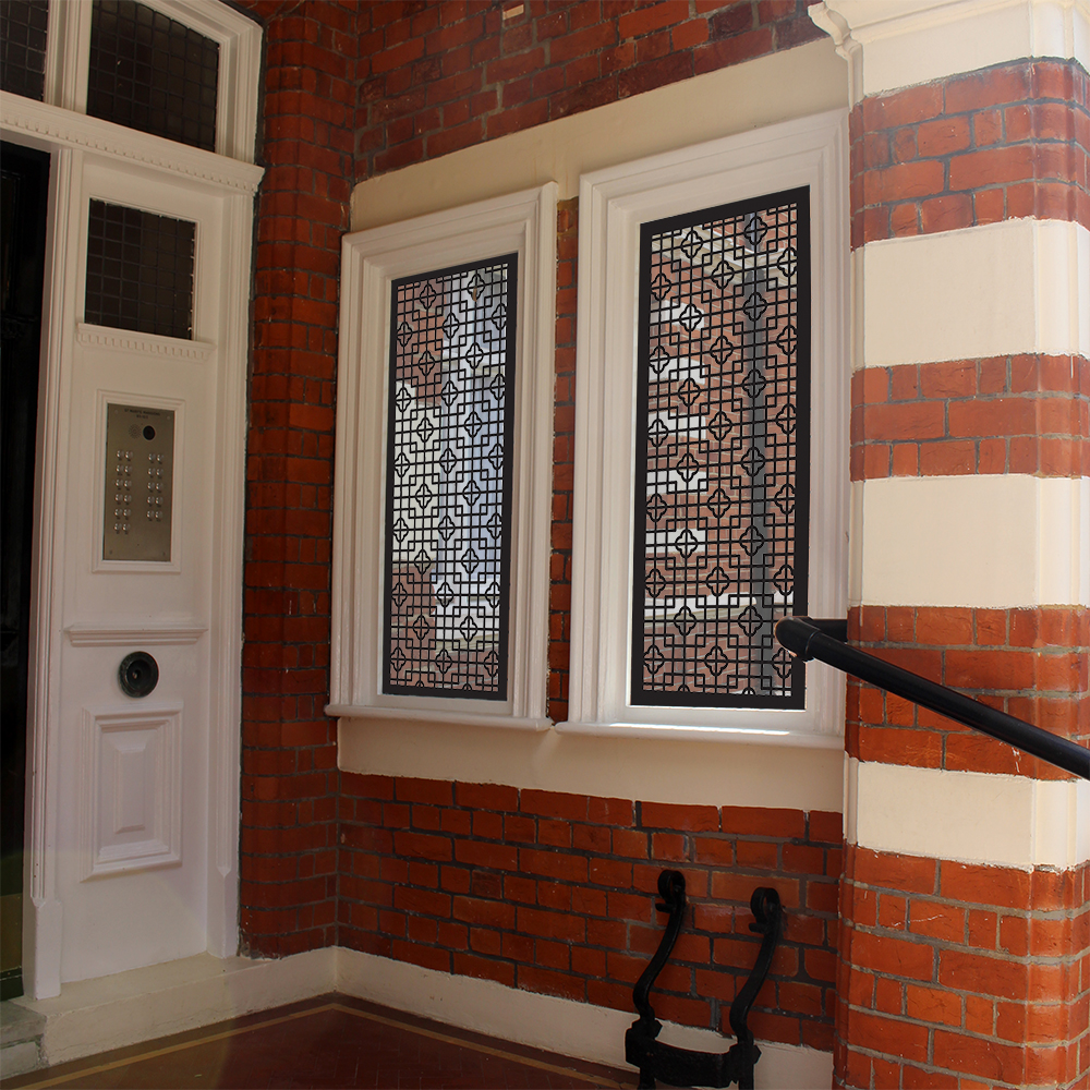 Best Decorative Window Screens Made To Measure I Custom Designs This Month
