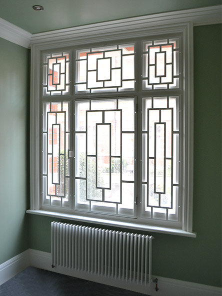 Best Decorative Window Security Screens I Custom Designs This Month
