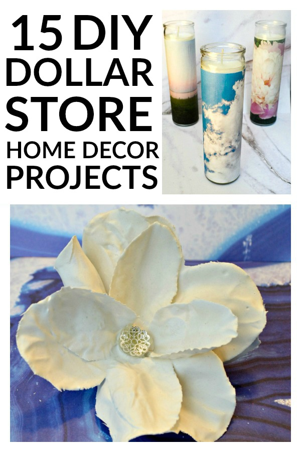 Best 15 Diy Dollar Store Decor Projects That Only Look Expensive This Month