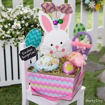 Best Neighbor Easter Basket Idea Party City This Month