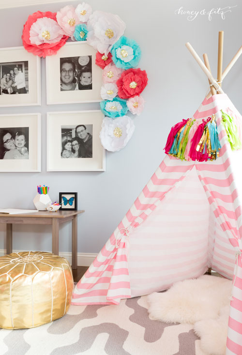 Best Brooke S Pink Sky Big Girl Room Project Nursery This Month