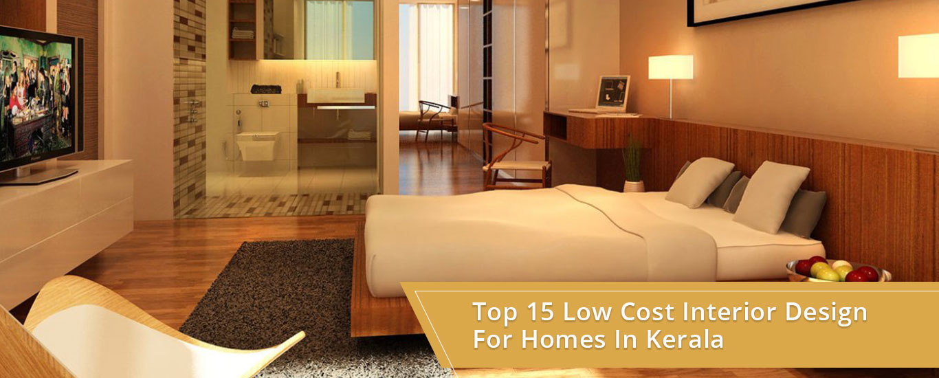 Best Top 15 Low Cost Interior Design For Homes In Kerala This Month