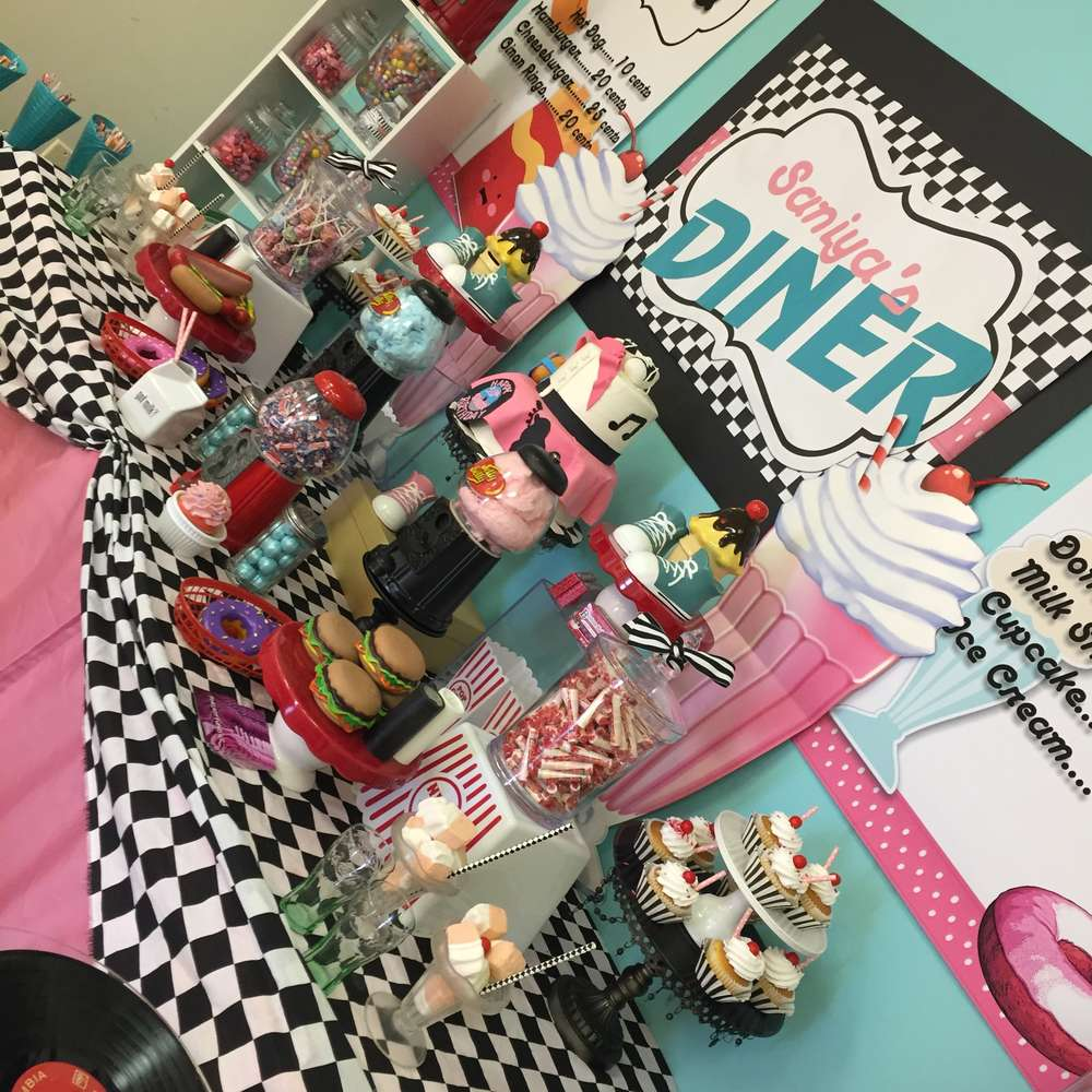 Best 1950 S Sock Hop Birthday Party Ideas Photo 2 Of 20 This Month