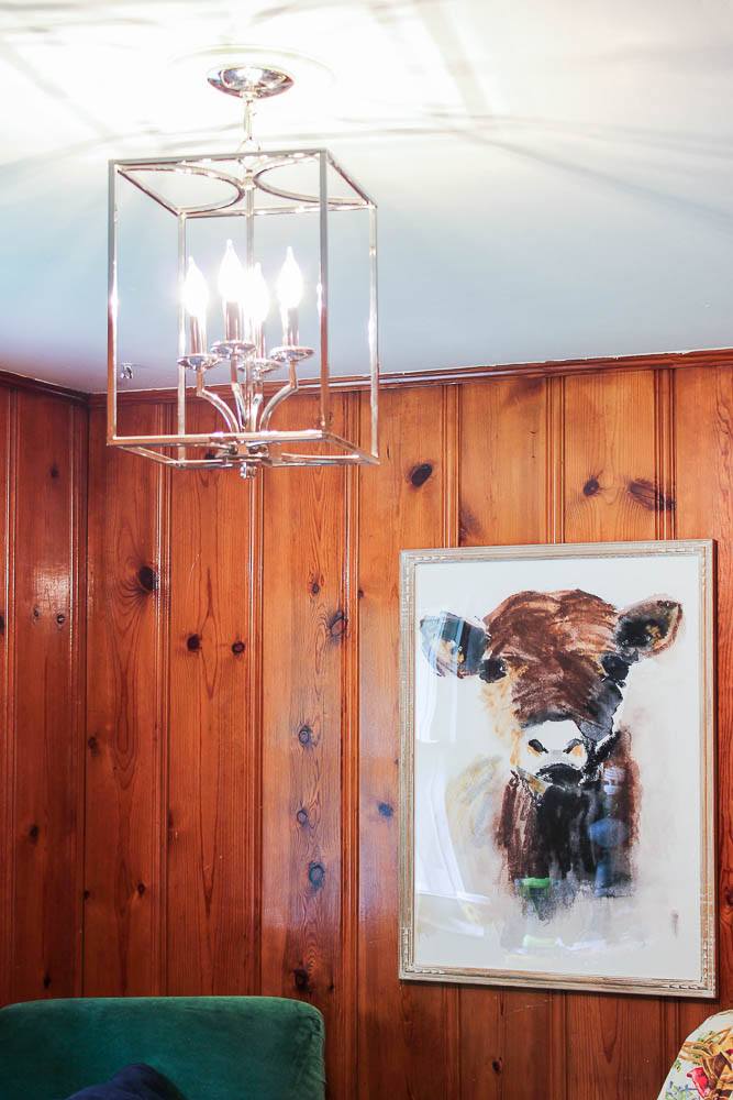 Best Decorating Ideas For Knotty Pine Paneling This Month