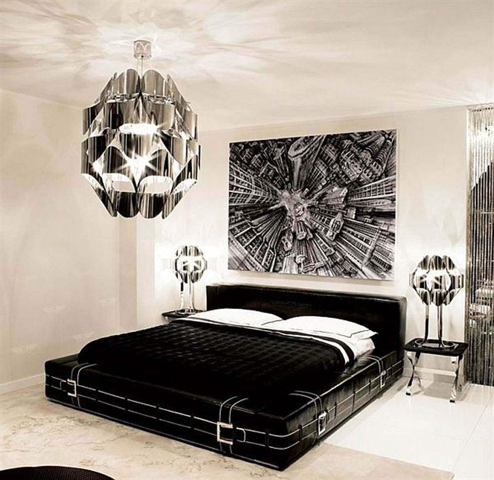 Best Black And White Bedroom Interior Design Ideas This Month