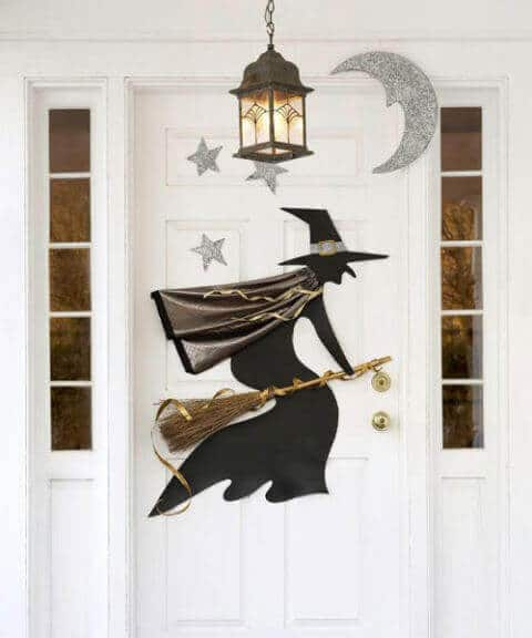 Best 19 Halloween Door Decorating Ideas That Are Hauntingly This Month