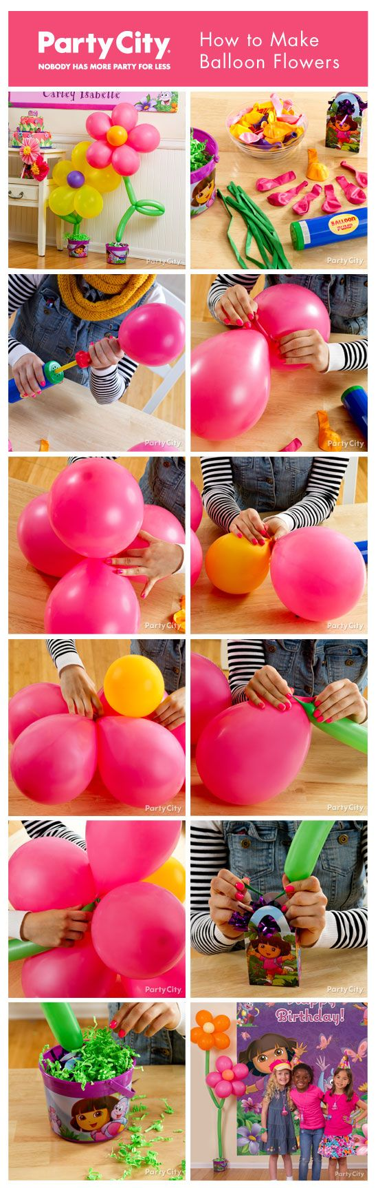 Best 7 Lovable Very Easy Balloon Decoration Ideas Part 1 This Month