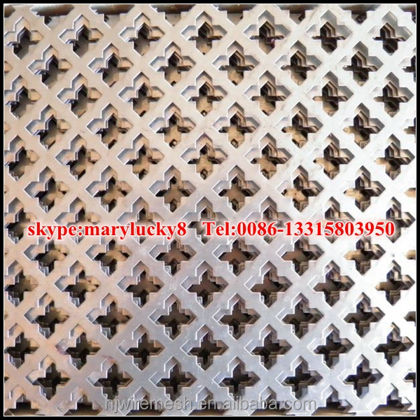 Best Decorative Perforated Metal Sheet Ultra Fine Perforated This Month