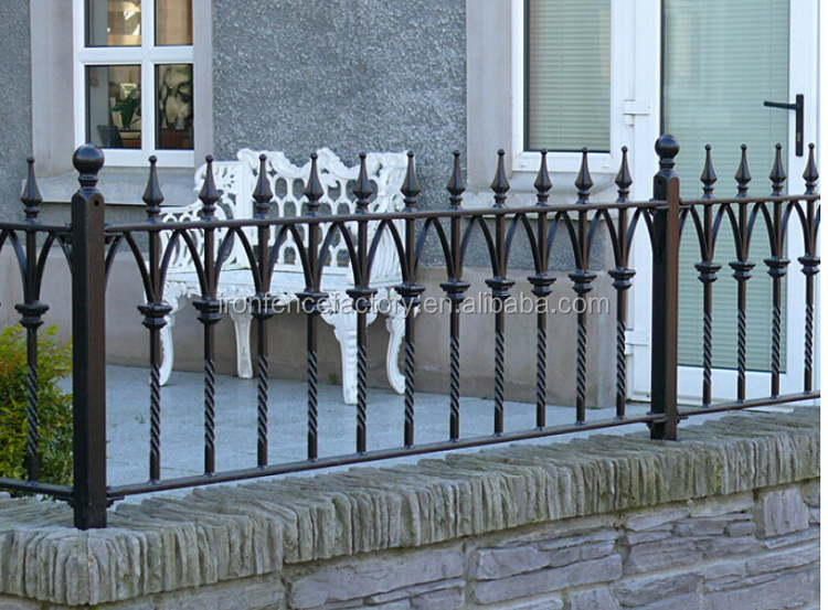 Best 2016 New Latest Cheap Wrought Iron Fence Panels This Month