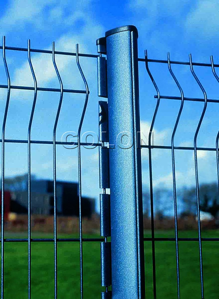 Best Decorative Garden Fencing Welded Wire Mesh Fence For Sale This Month