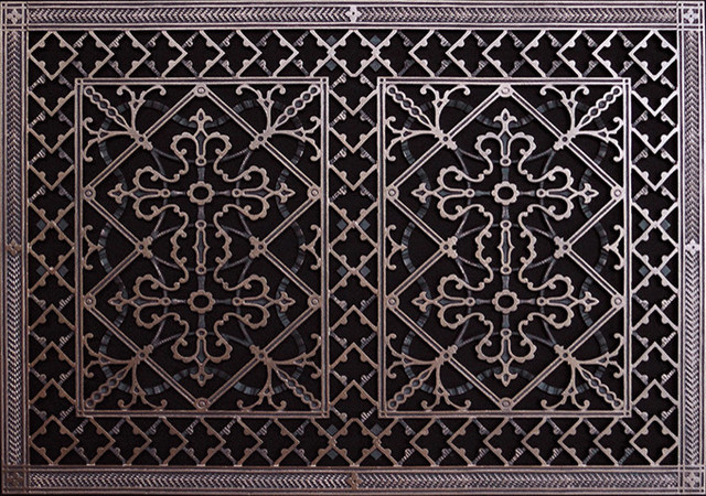 Best Arts Crafts Style Decorative Grille Vent Grate Or This Month