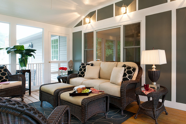 Best Shelley Rodner Eclectic Porch Dc Metro By This Month