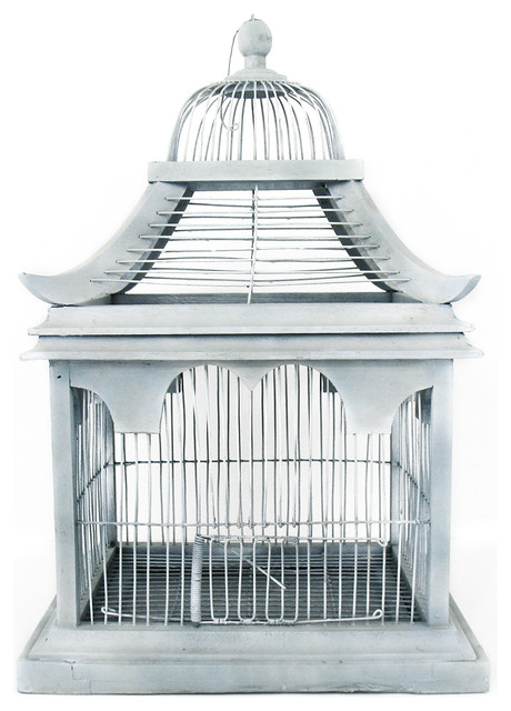 Best Blue Bird Cage Mediterranean Home Decor New York This Month