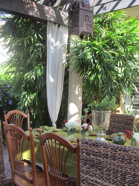 Best Outside Tropical Patio Miami This Month