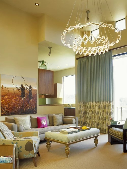 Best Yellow Walls With Curtains Home Design Ideas Pictures This Month