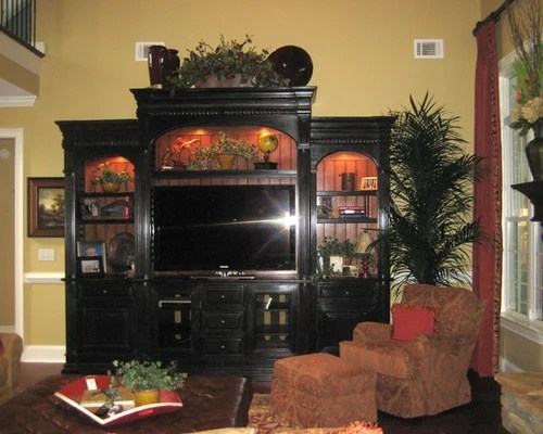 Best Large Entertainment Center Home Design Ideas Pictures This Month