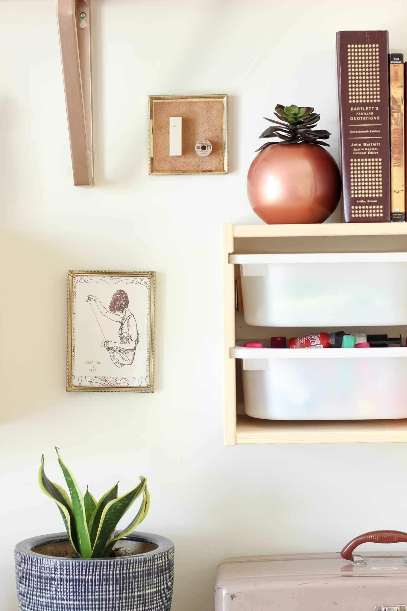 Best How To Make Diy Wall Decor From Your Junk Drawer This Month