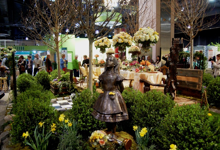 Best Alice In Wonderland Garden Party Decor Gardening Pinterest This Month