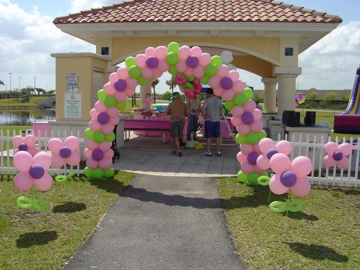 Best Balloon Decorations Without Helium Birthday Party This Month