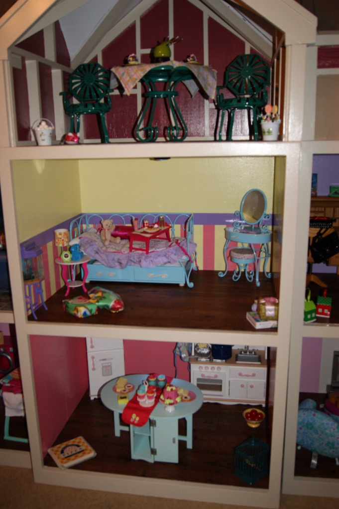 Best Home Design — American Girl Doll Rooms This Month