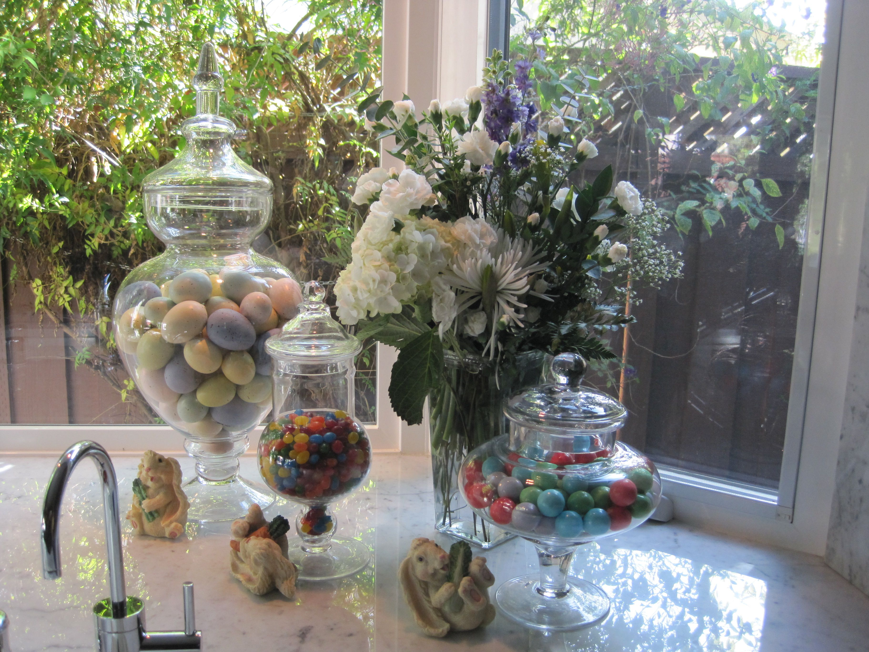 Best Easter Decor Easter Spring Decorations Pinterest This Month