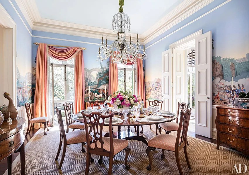 Best Patricia Altschul Charleston Mansion Decorated By Mario This Month