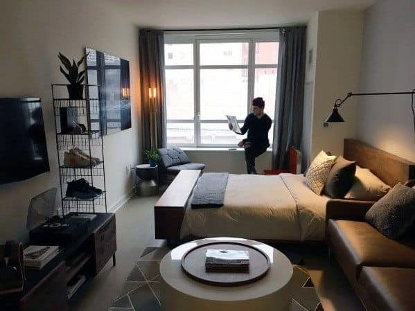 Best Top 60 Best Studio Apartment Ideas Small Space Designs This Month