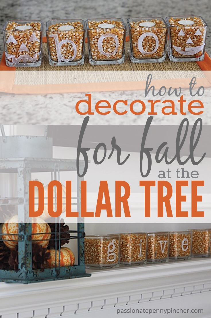 Best 6 Decorating At The Dollar Tree Passionate Penny Pincher This Month