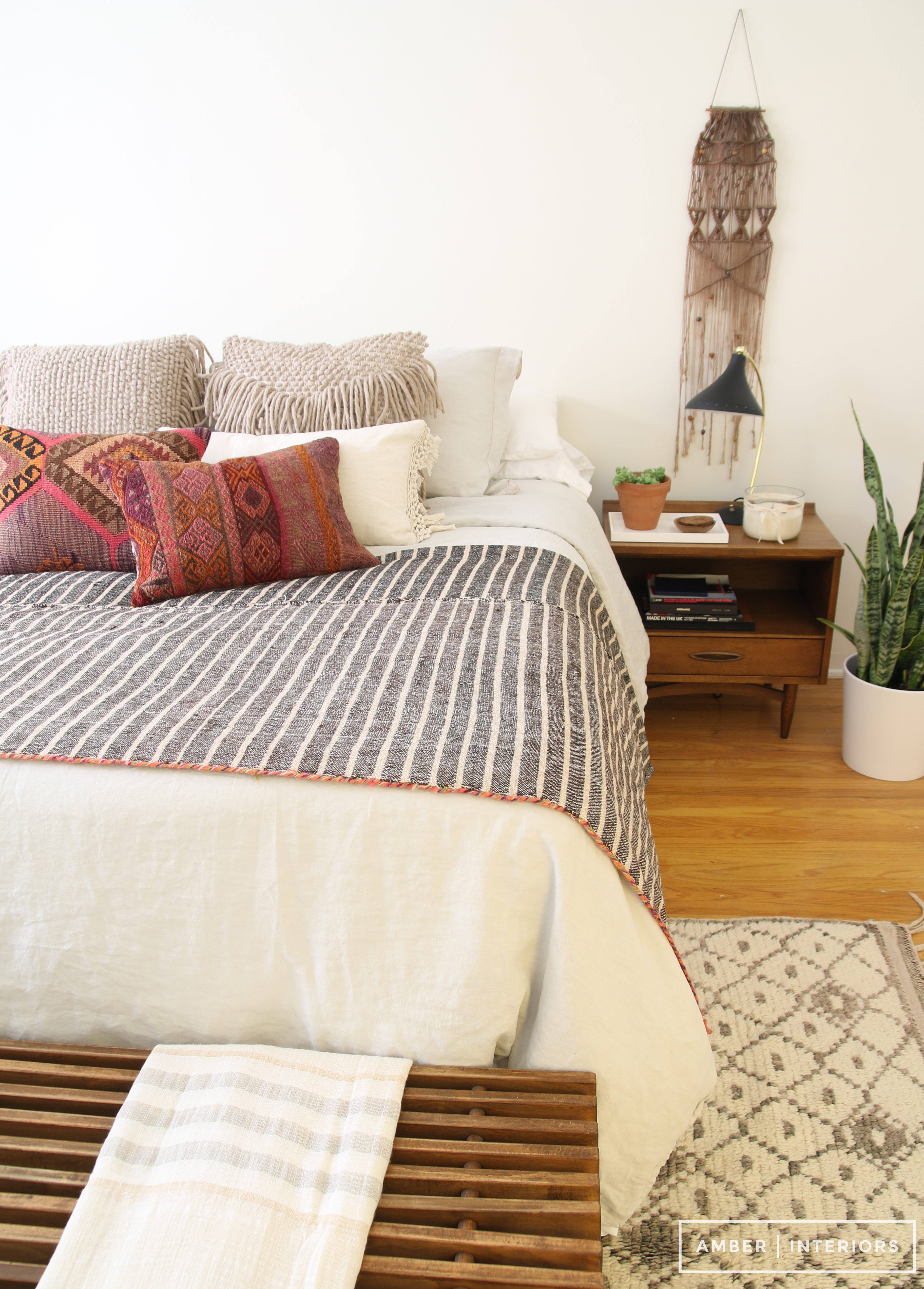 Best One Room Three Ways With Anthropologie – Amber Interiors This Month