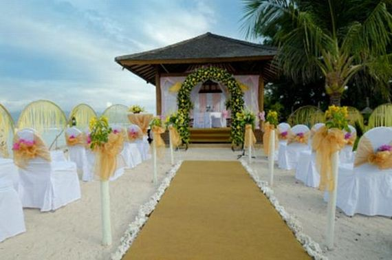Best Beautiful Beach Wedding Decorations This Month