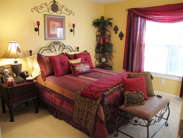 Best Leopard Print Bedroom Decor Interior Design Popular This Month
