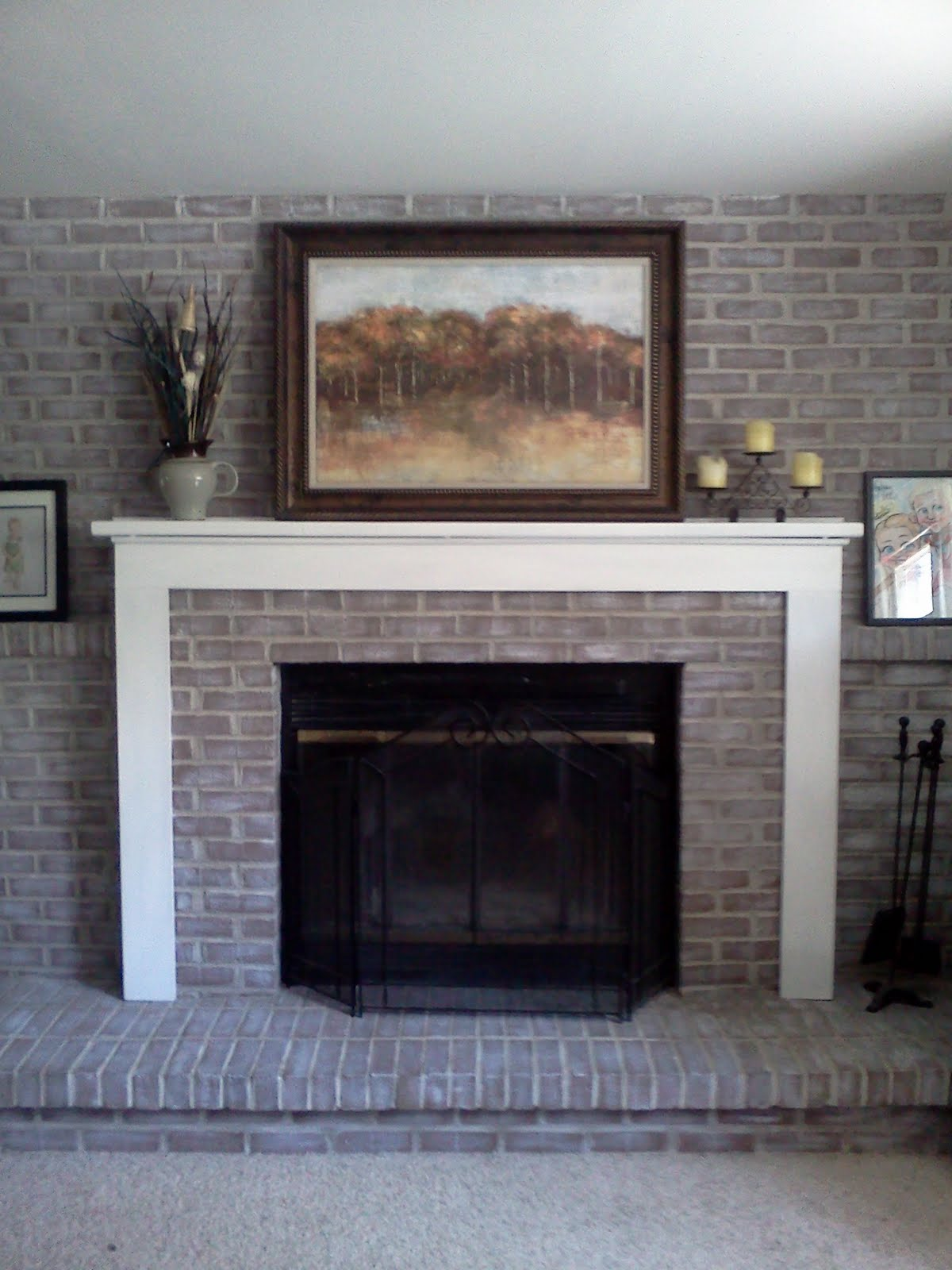 Best Diy Decor Brick Fireplace Makeover This Month