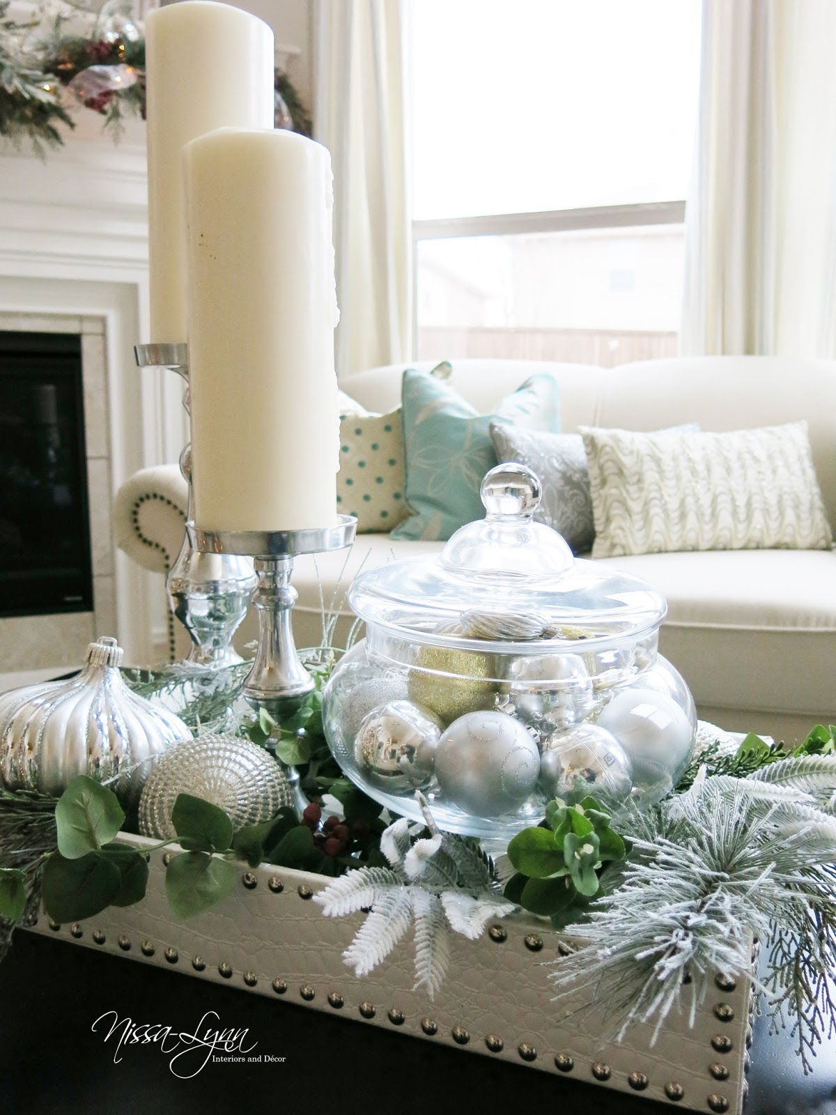 Best Nissa Lynn Interiors Holiday Coffee Table Decor This Month